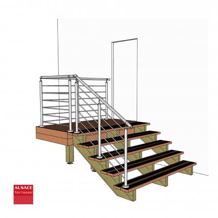 Mèche béton SDS diamètre 14 mm longuer 160 mm